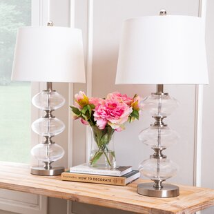 Charline 25 Table Lamp (Set of 2)