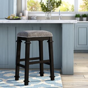 Rentchler 31 Traditional Bar Stool Alcott Hill
