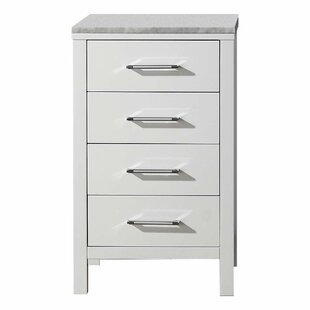 Mercury Row Cartagena 4 Drawer Rectangular Chest