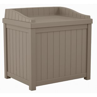 22 Gallon Plastic Deck Box