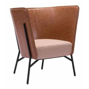 Mercury Row Lysander Occasional Barrel Chair