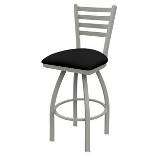 Evers 25 Swivel Bar Stool Winston Porter