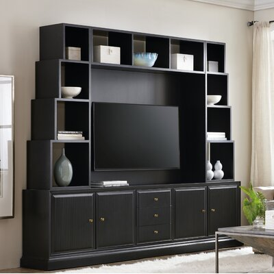 Rene Entertainment Center for TVs up to 70 Hooker Furniture