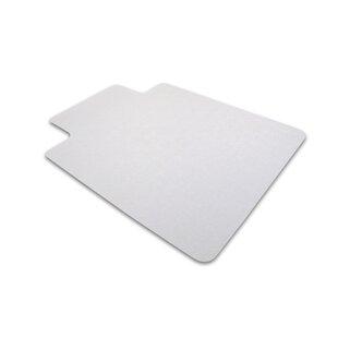 Cleartex Advantagemat Lip Chair Mat For Hard Floor By Floortex
