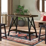 Mount Shasta Counter Height Trestle Dining Table
