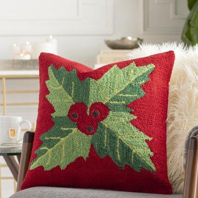 Mistletoe Pillow case