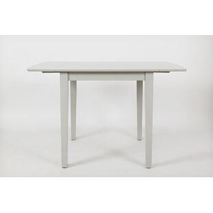 Nikhil Contemporary Drop Leaf Dining Table