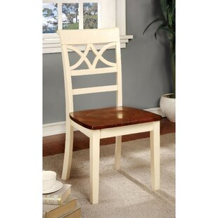 Ivery Dual Tone Dining Chair