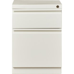 Fredrik 2-Drawer Mobile Vertical File