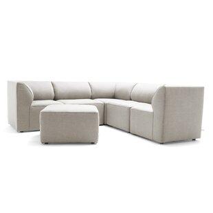 Big Joe Patio Sectional with Cushions