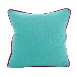 Hunnicutt Accent Cotton Throw Pillow