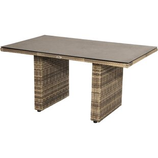 Balmore Rattan Dining Table Image