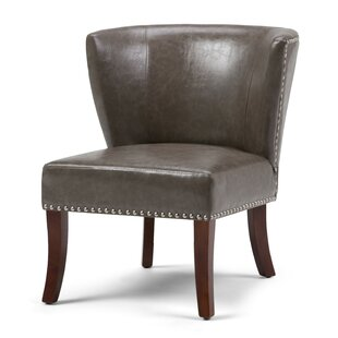 Simpli Home Jamestown Barrel Chair
