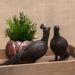 Bird Gracie Oaks Decorative Objects You Ll Love In 2020