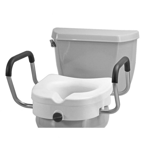 Pleasant Raised Toilet Seats Gamerscity Chair Design For Home Gamerscityorg