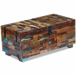Camdenton Coffee Table With Storage By Williston Forge