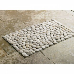 Price Check Riverstone Bath Rug By VivaTerra