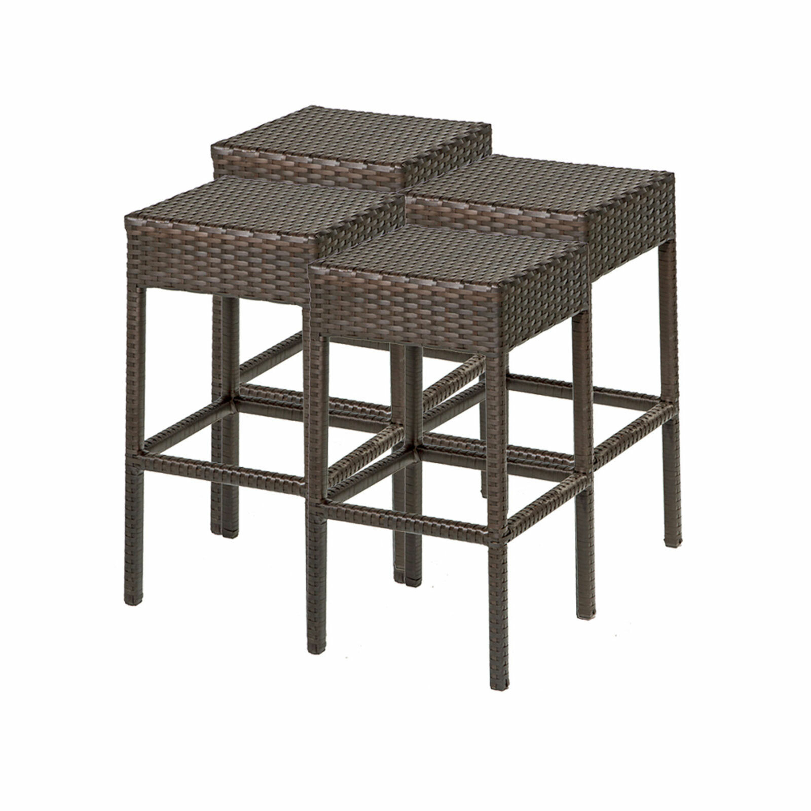 "Sol 72 Outdoor Stratford 30"" Patio Bar Stool & Reviews 