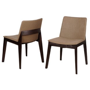 Baha Upholstered Dining Chair (Set of 2)