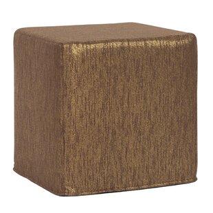 Alas Cube Ottoman by Everly Quinn