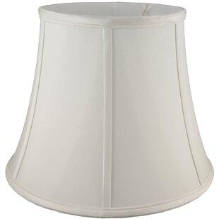 15 Faux Silk Bell Lamp Shade