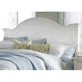 Best Trenton Arched Panel Headboard by Rosecliff Heights