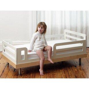 Online Reviews Convertible Toddler Bed ByHarriet Bee