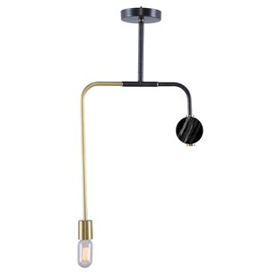 Epworth 1-Light Novelty Pe..