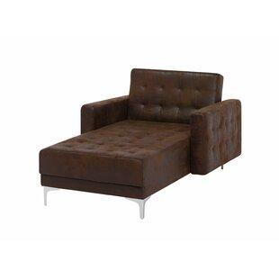 Orren Ellis Garden Chaise Lounge