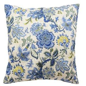 navarra floral decorative throw pillow set of 2
