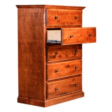 5 Drawer Dresser by Forest Designs