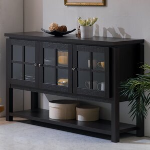 modern & contemporary sideboards & buffets you'll love | wayfair