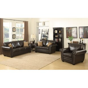 Compare Louis 3 Piece Living Room Set by AC Pacific Reviews (2019) & Buyer's Guide