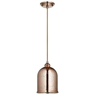 Cyan Design Celia 1-Light Bell Pendant