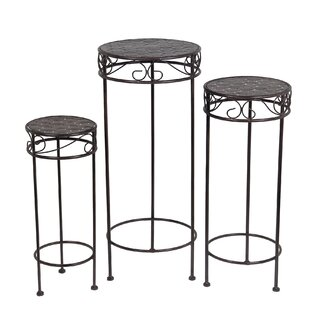 Maellys 3 Piece Nesting Plant Stand Set by Lark Manor