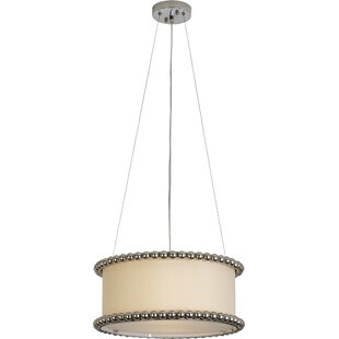 Ebern Designs Mcglynn 1-Light Drum Pendant