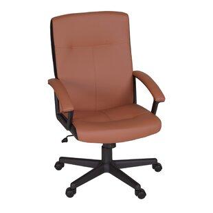Red Barrel Studio Eanike Swivel Office Chair