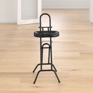 Height Adjustable Support Stool By Symple Stuff
