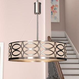 Mercury Row Carpenter 3-Light Pendant