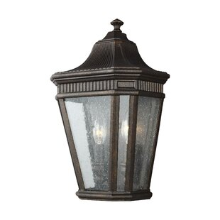 Chilhowee 2-Light Outdoor Wall Lantern by Darby Home Co