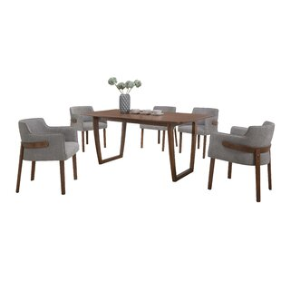 Bolduc 7 Piece Dining Set Corrigan Studio