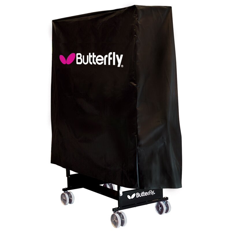 Recently Viewed  sc 1 st  Wayfair & Butterfly Weatherproof Table Tennis Table Cover \u0026 Reviews | Wayfair