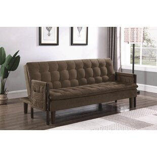 Oleson Convertible Sofa by Red Barrel Stu..