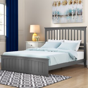 Amethy Queen Panel Bed