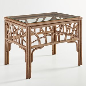 New Kauai End Table by South Sea Rattan
