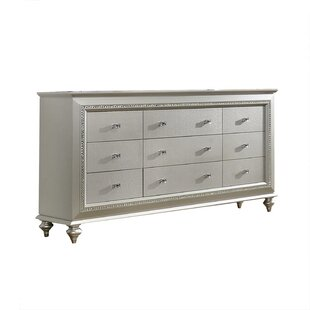 Echols 9 Drawer Dresser