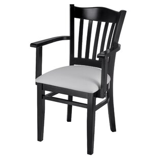 Fatuberlio Solid Wood Dining Chair Charlton Home