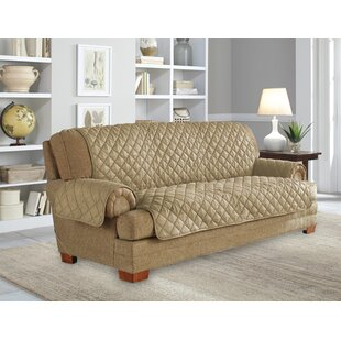 Shop Serta Ultimate Waterproof Box Cushion Sofa Slipcover by Serta