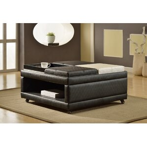 Loire Open Shelf Ottoman by Ro..