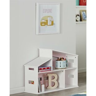 Addison Dollhouse 25 Bookcase by Novogratz